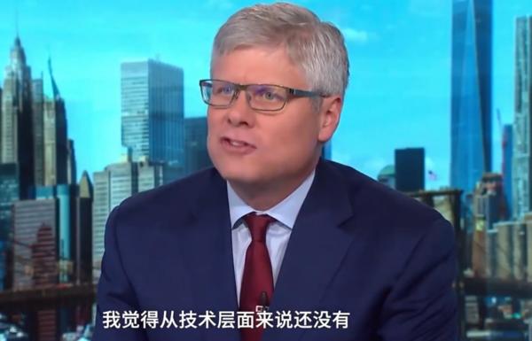 高通CEO谈中国5G发展:中国5G建设方面值得肯定!