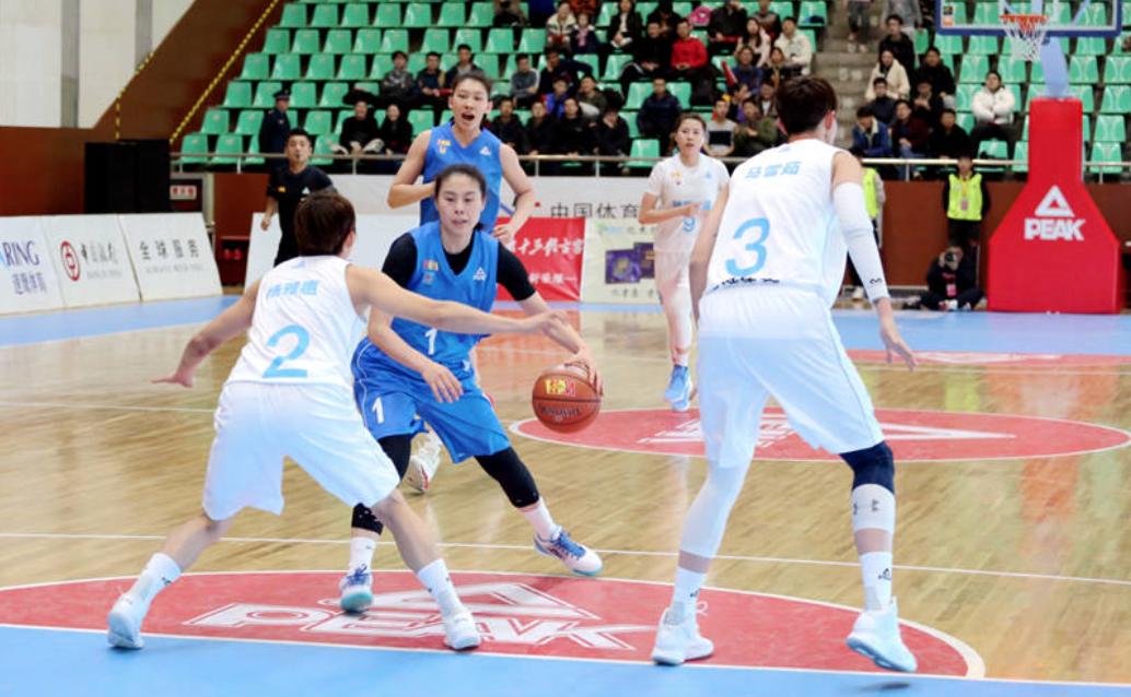 特蕾莎空砍27+17 陕西女篮78比94不敌新疆女篮