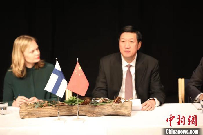 中国和芬兰将加深体育交流与合作共同备战冬奥会_中欧新闻_欧洲中文网