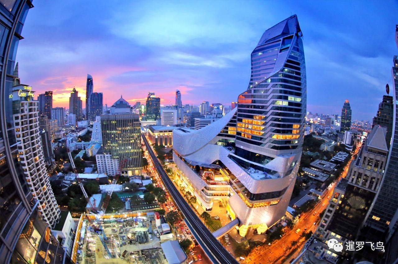 10年6次!泰国曼谷连续第4年全球旅游指数排名第一