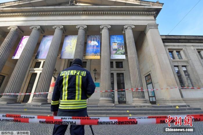 欧洲最大珍宝馆失窃一周后 德柏林又一博物馆被盗_中欧新闻_欧洲中文网