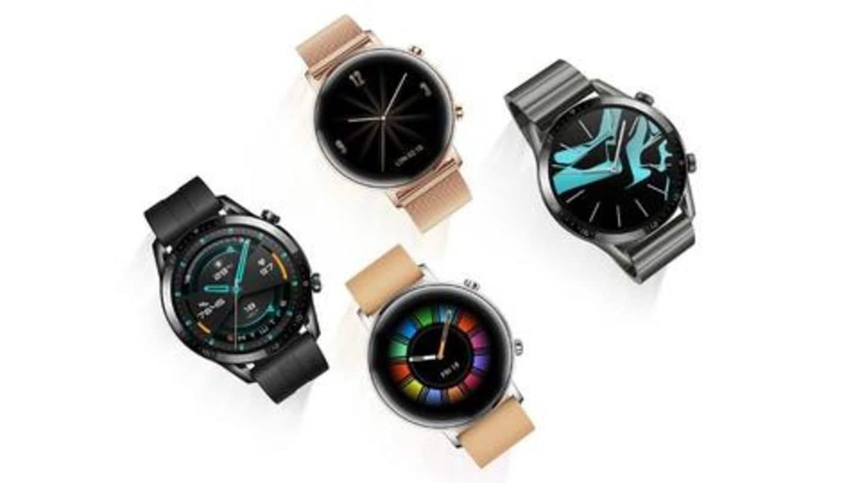 华为WatchGT2将于12月5日在印度上市
