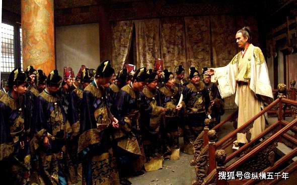 崇祯帝勤于政事,力图中兴,为何成亡国之君这与其性格有关
