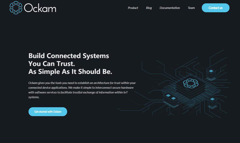 方便开发者拓展物联网应用,「Ockam」获得490万美元种子资金