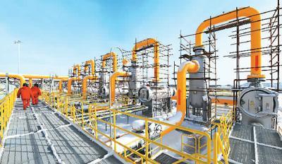 中国天然气进口资源更趋多元
