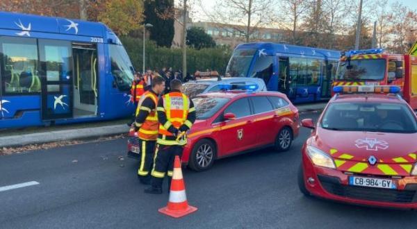 法国两辆有轨列车相撞 已致至少41人受伤_中欧新闻_欧洲中文网