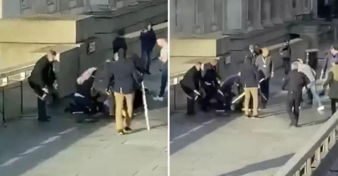 悲痛!伦敦桥恐怖袭击两死三伤,嫌犯非第一次犯案,网友:为什么要放他出来?_中欧新闻_欧洲中文网
