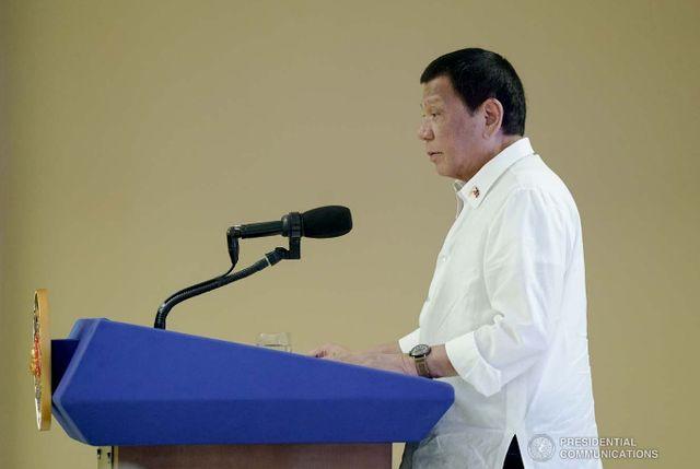 杜特尔特反问:中国为什么要关闭菲律宾电网