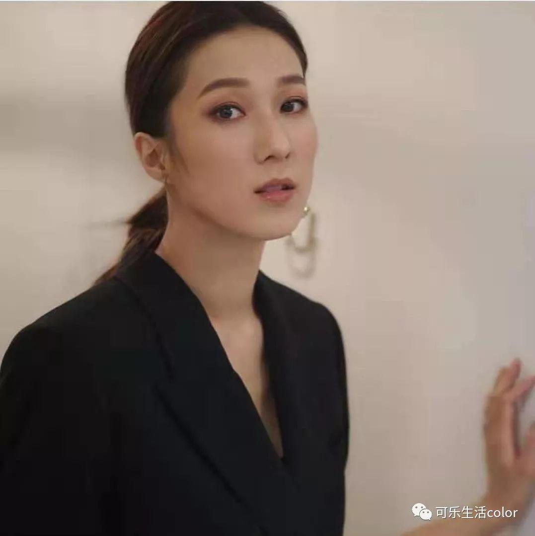 嘉欣BB几时返TVB拍剧啊?佢讲普通话原来咁cute?_角色