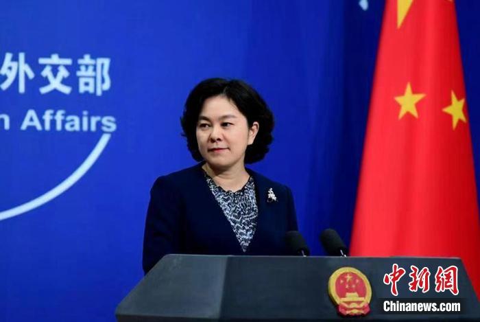 蓬佩奧稱華為等中國企業竊取他國知識產權中方:拿出證據來
