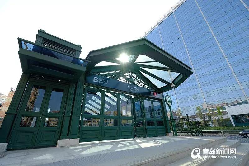 青岛地铁2号线西段开通在即 已通过初期运营前安全评估