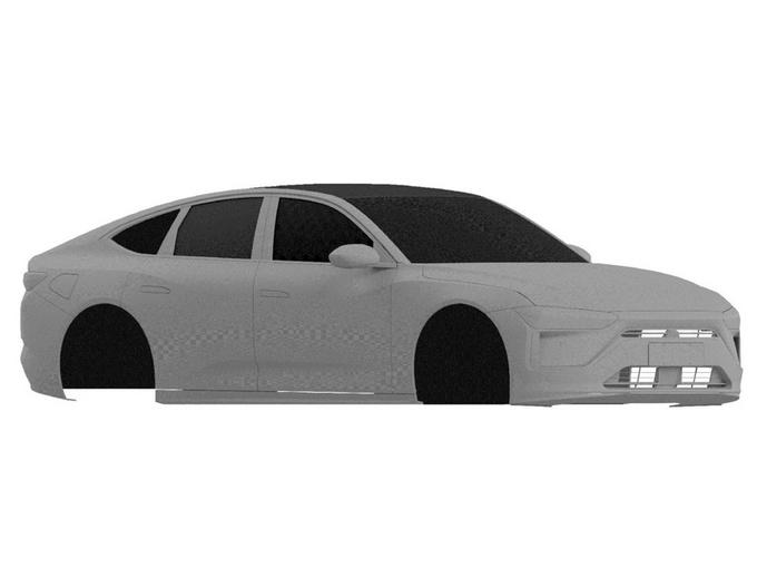 蔚来 Coupe SUV申报图曝光!28日发布 竞争Model Y