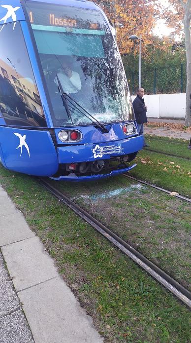 法国两辆有轨电车相撞 至少41人受伤_中欧新闻_欧洲中文网