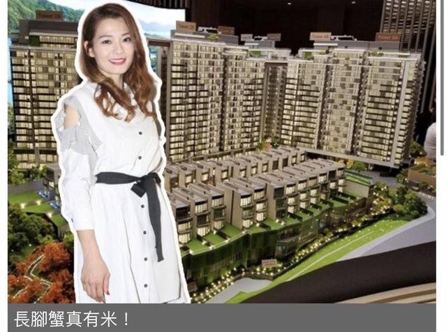 TVB花旦離婚后越挫越勇 投資千萬買物業 飾演癌癥媽媽感動觀眾
