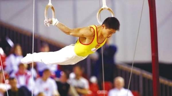 体操冠军再次因偷窃入狱:曾与杨威、李小鹏是队友