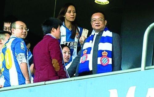西班牙人主席陈雁升下周抵达巴塞罗那 增加5000万欧元帮助球队_中欧新闻_欧洲中文网