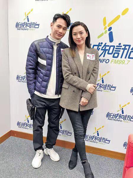 新剧中玩姐弟恋 TVB小生直认拍戏时有少许假戏真做但要控制自己