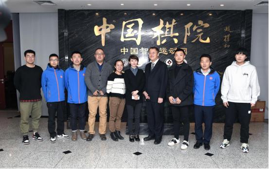 上海兴动趣味棋牌竞技化项目正式启动