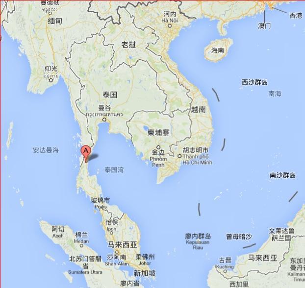 泰国为什么不在克拉地峡修建运河,收取过往船只过路费图片