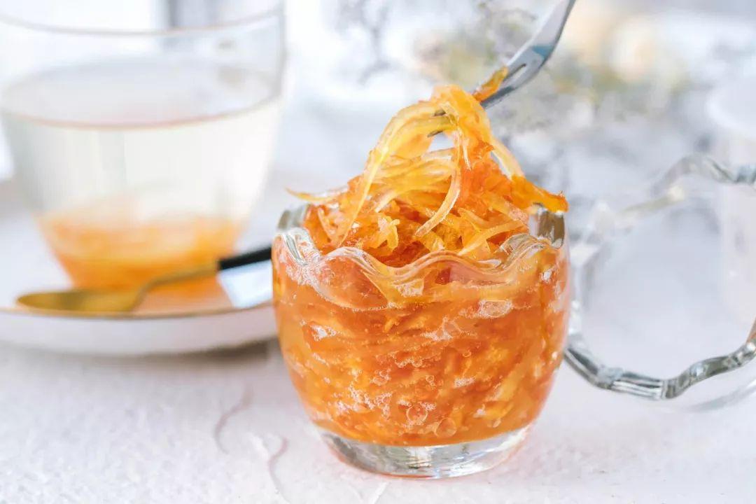 金桔冰糖煮成酱,化痰止咳防干燥,秋冬必备!