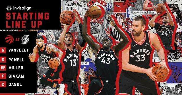 """「篮球过人技巧」本赛季大有可能成黑马的5队:猛龙新""""垃圾兄弟"""
