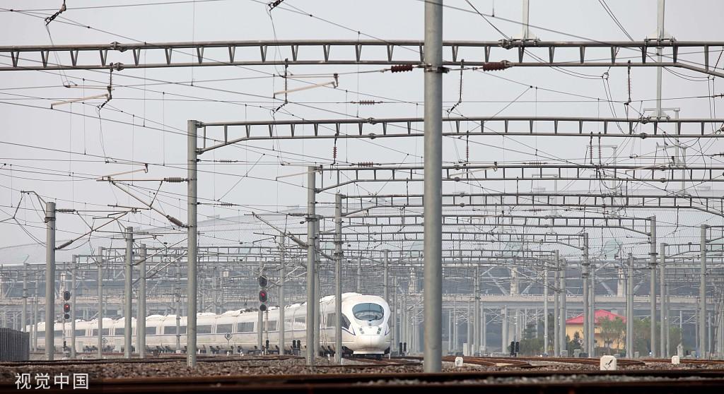 近期多條高鐵線路密集開通 帶來哪些新機遇?_鄭阜