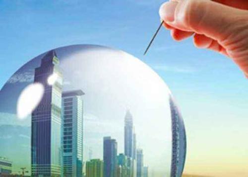 美國和日本為什么主動擠破房地產泡沫?_經濟