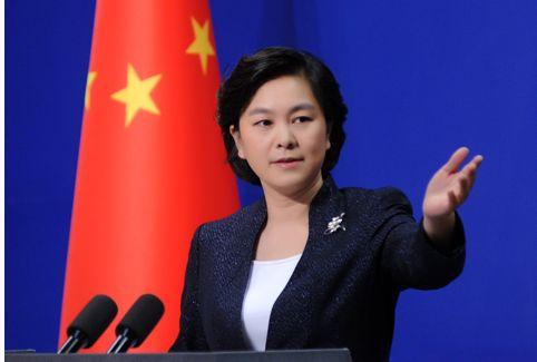 """华春莹回应美国""""华为中兴安全威胁论"""":按美国逻辑,中国也可以怀疑波音_国家"""