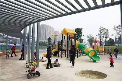 渝北今年新改建公园游园14个 看看哪个在你家门口
