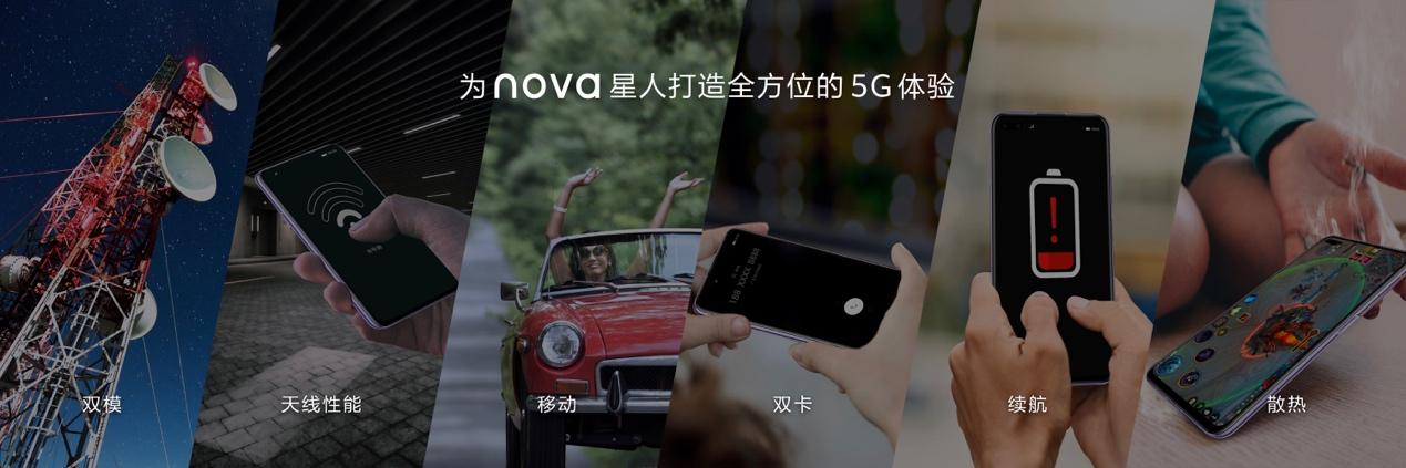 www.1000ys.com华为nova6系列发布:支持双模5G,前置
