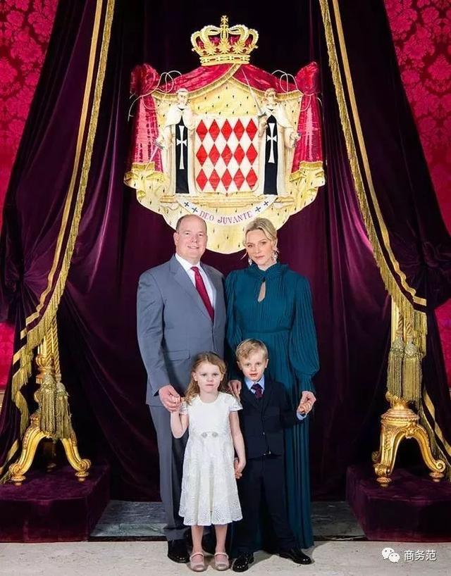 """超級白富美+帥氣""""王子"""",摩納哥王室這對CP太亮眼"""