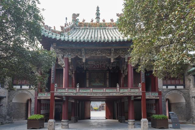 <b>山陕商人在安徽建的关帝庙,历经200多年雕刻依然精美</b>