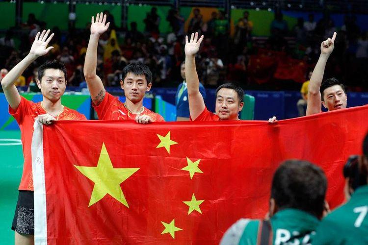 【滚动】中国乒乓球惨遭零封淘汰,引以为傲的中国乒乓球还是世界巅峰吗?
