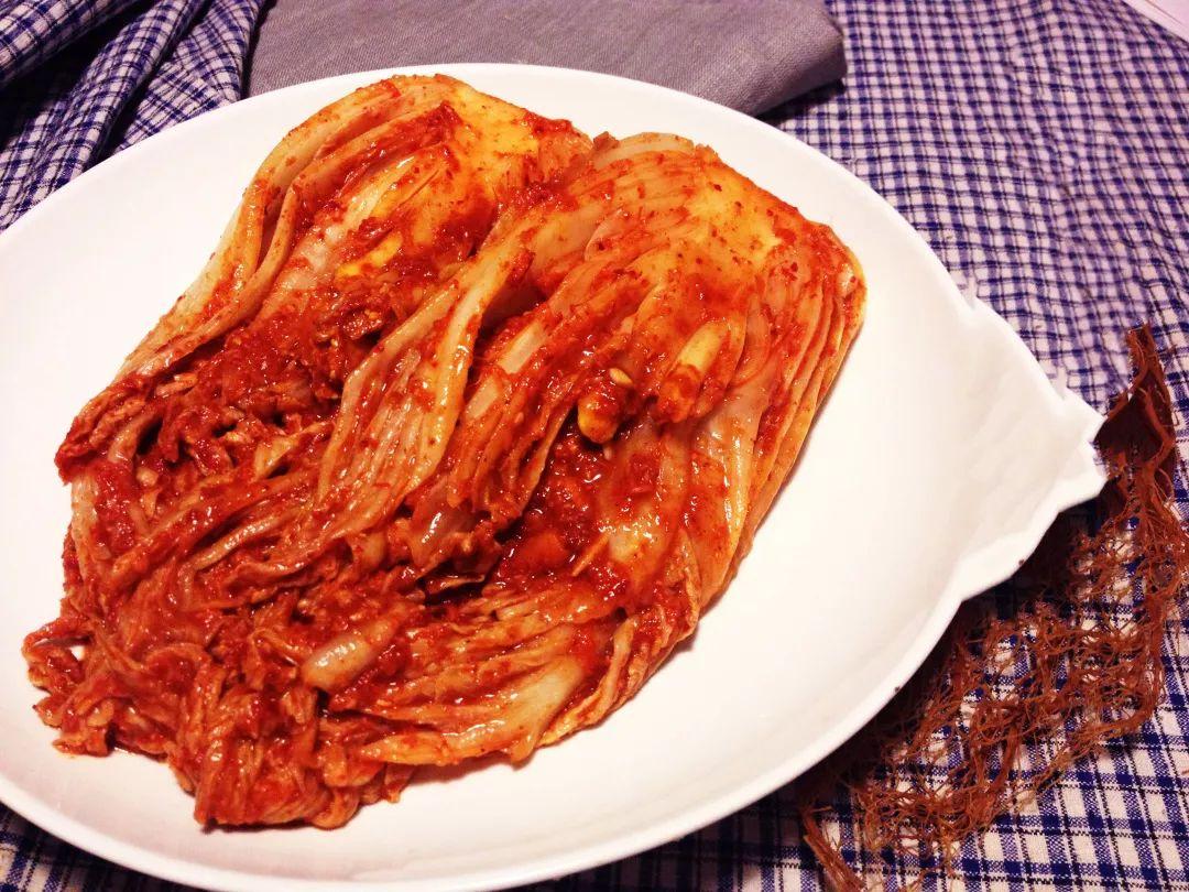韩国人的辣白菜都这么腌,配方和比例告诉你,5天就能吃