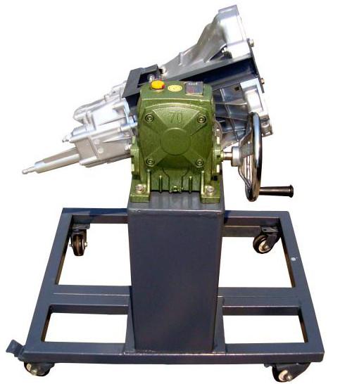桑塔纳3000手动变速器翻转架、大众手动变速器拆装台架