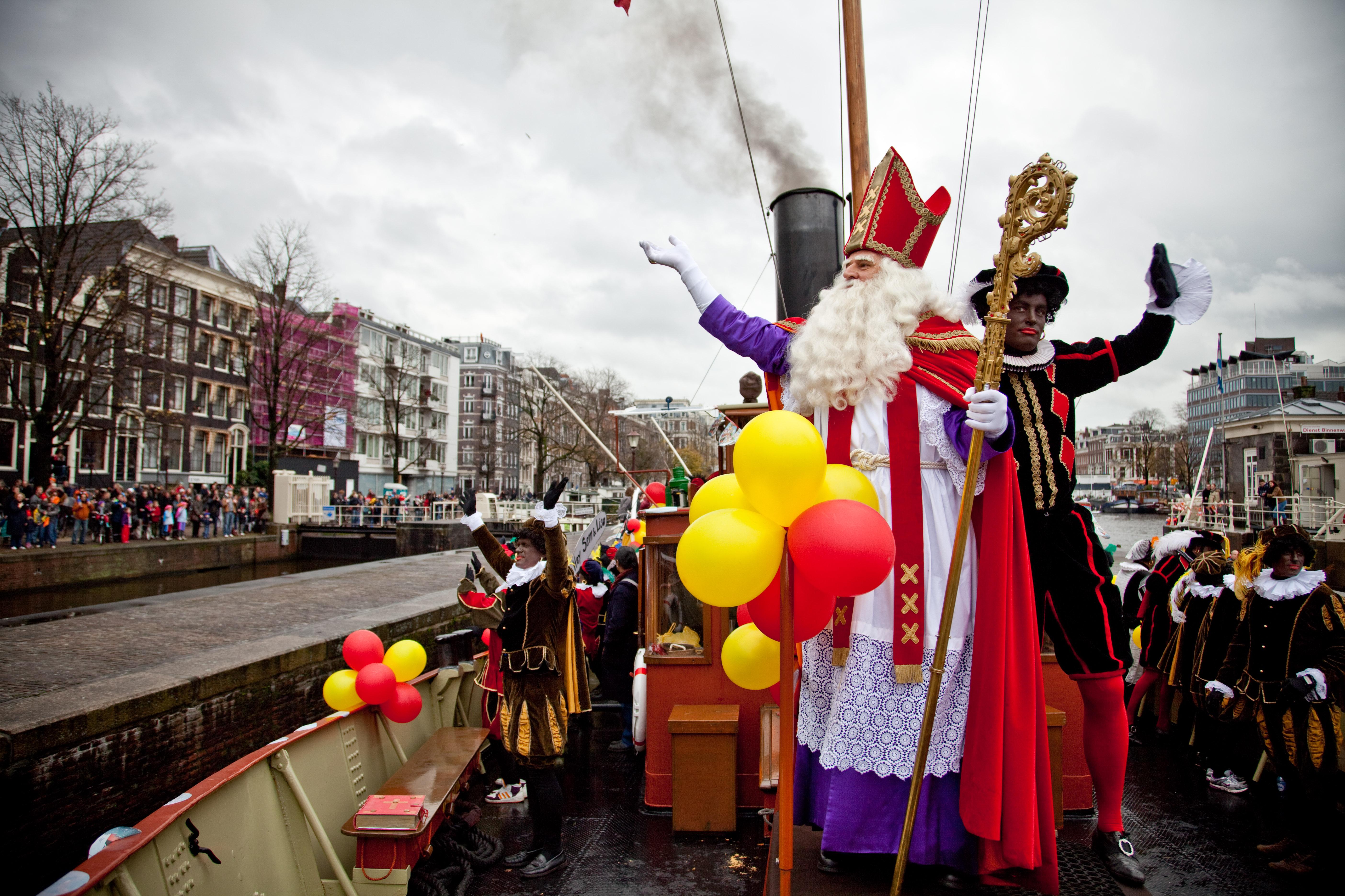 到此一游丨荷兰圣尼古拉斯节,小朋友的狂欢_中欧新闻_欧洲中文网