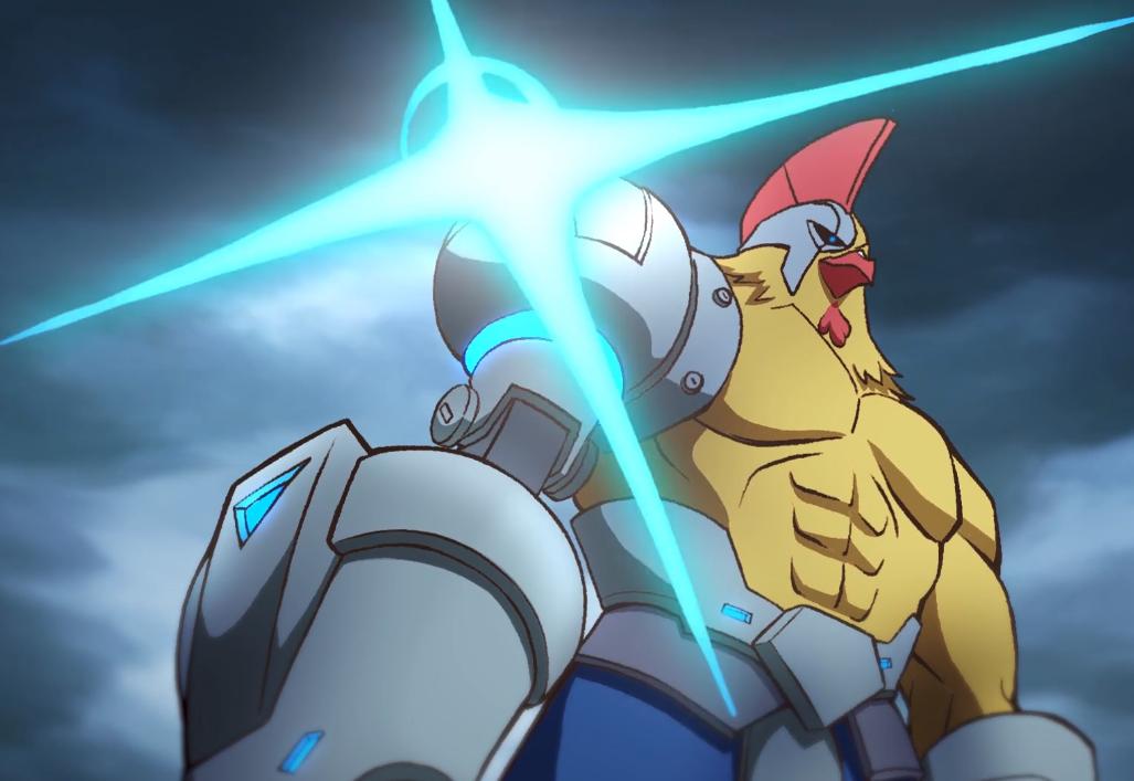 刺客伍六七终于更新,这是钢铁侠同款战甲?也太帅了吧!_动画