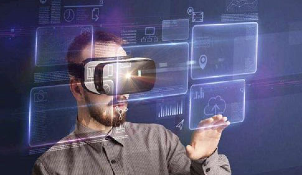 """""""混合现实购物""""来了!5G时代,虚拟现实产业还能带来哪些惊喜?"""