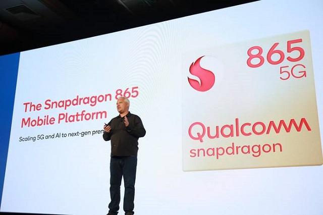 """高通实力发布骁龙865芯片,暗讽华为不是""""真5G"""""""