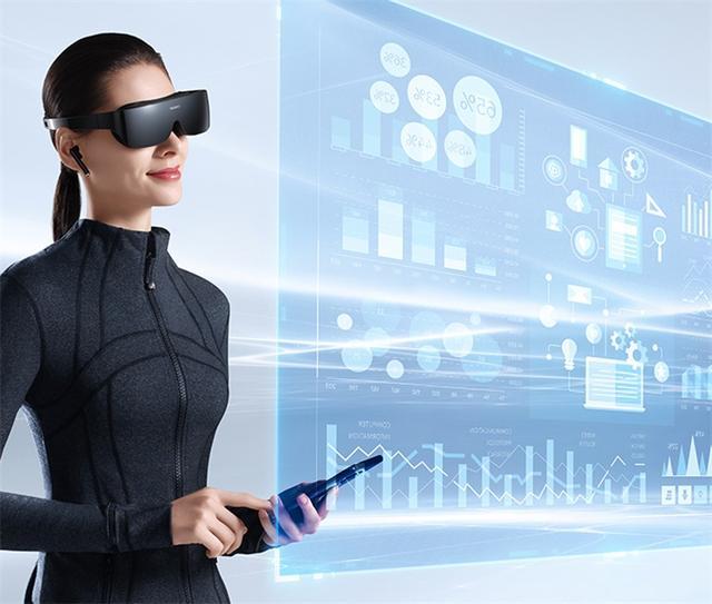 popping教学2999元!华为VR Glass开启预售:可折叠轻