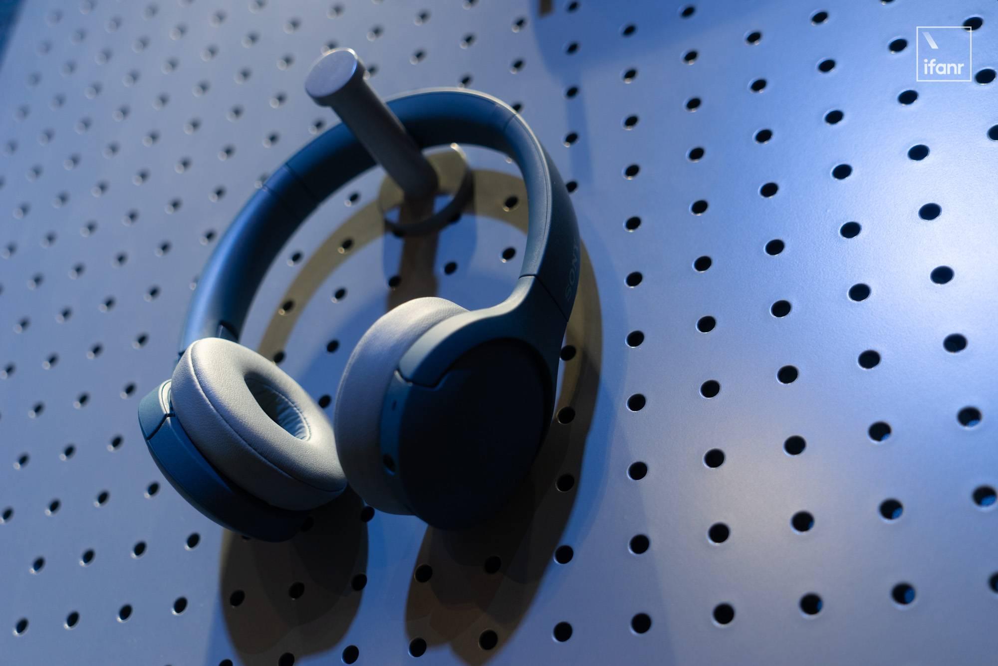 真无线和头戴降噪耳机并行,索尼这次一口气发布了三款耳机