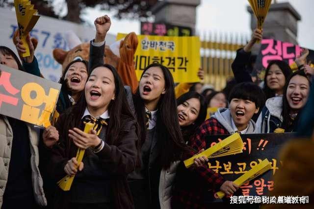 韓國高考還有中文題目!中國學生能及格,就很了不起