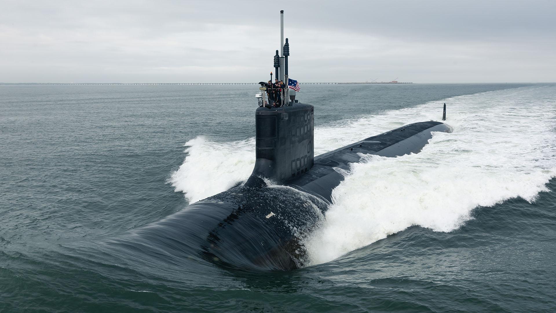 """美军开出史上最贵造船合同辩称这是为""""回应中国"""""""