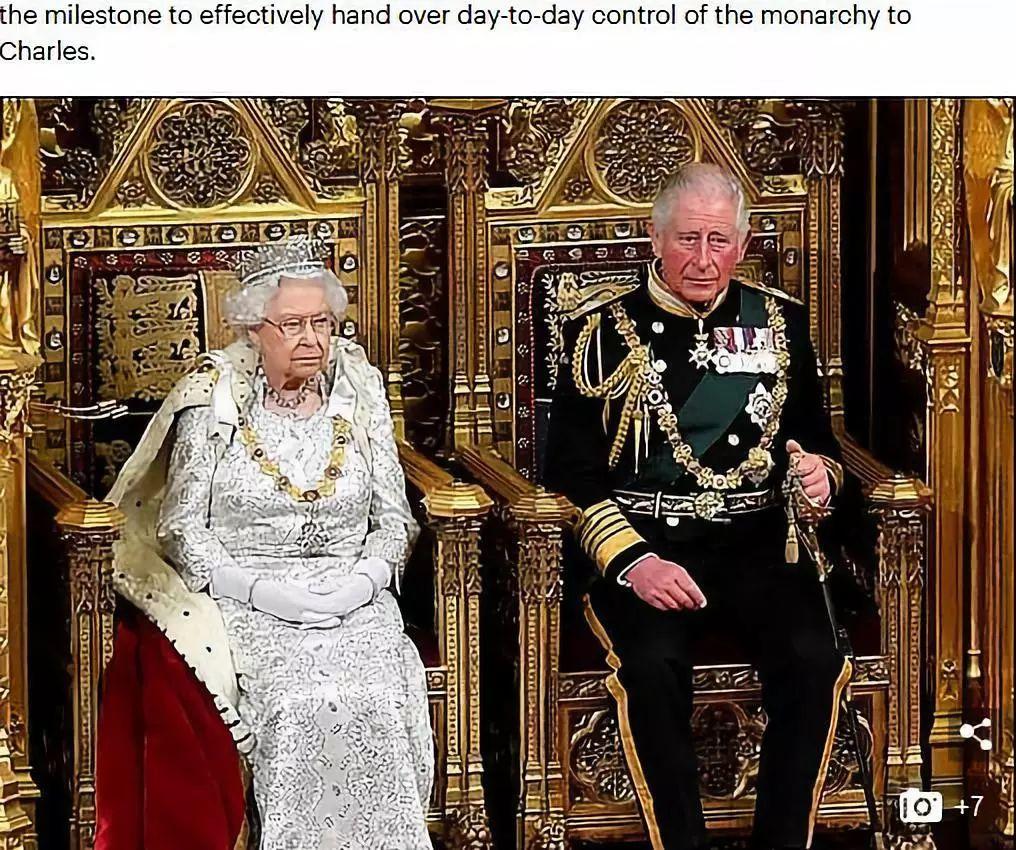 女王要退位讓查爾斯王子攝政?第一件事就是……