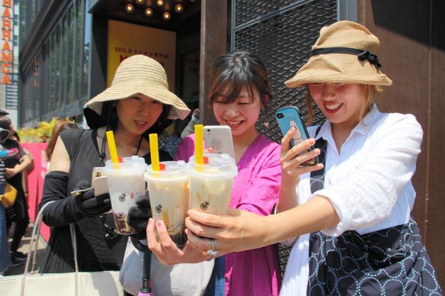 真爱!珍珠奶茶今年在日本有多火?看看这项评选结果_食品