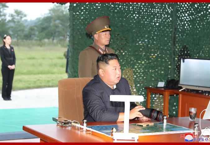 朝军总参谋长:使用本国武力 不仅仅是美国的特权