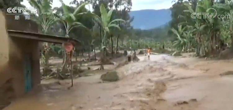 东非多国洪灾已致至少280人遇难