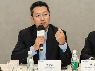 """热文:撕掉""""性价比""""标签樊京涛:北京现代要在新能源全领域布局"""