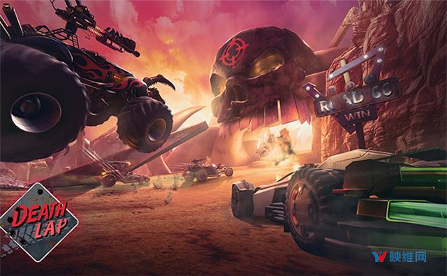 生死时速,VR赛车游戏《Death Lap》登陆Quest、Rift