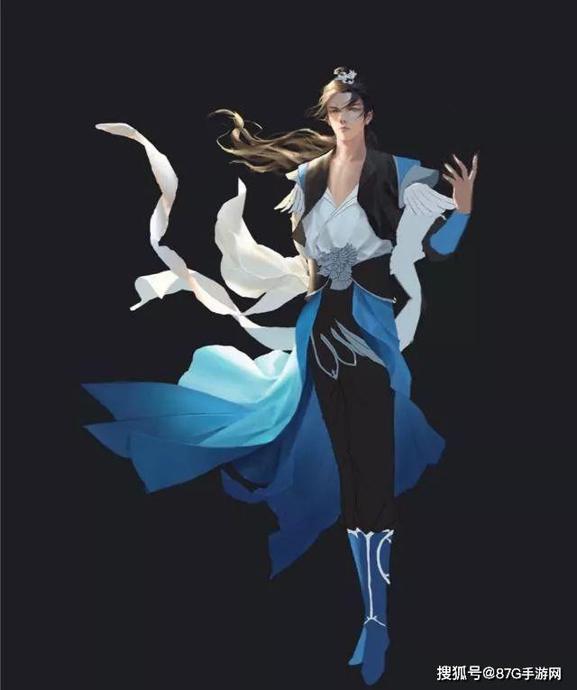 王者榮耀:司馬懿新皮膚鶴元素設計,中國風翻版武陵仙君!_諸葛亮